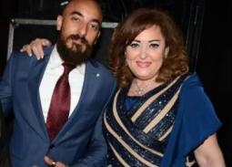 """حسام الحسيني في ضيافة والدته نهال عنبر في """"كلام ستات"""""""