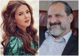 دنيا سمير غانم وخالد الصاوي