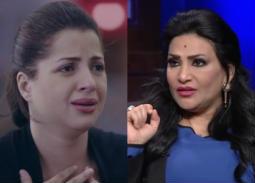 بدرية طلبة للجمهور: سامحوا منى فاروق... كفاية إهانة