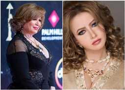 إلهام شاهين ترد على انتقادات مي العيدان لإطلالتها بمهرجان القاهرة