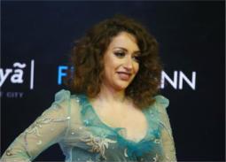 روزالين البيه الوجه الإعلامي لأيام صناعة السينما بمهرجان القاهرة