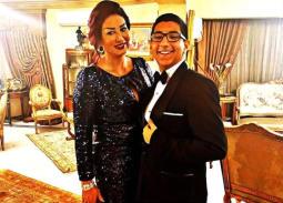 فيديو- وفاء عامر تضرب ابنها بسبب مقلب