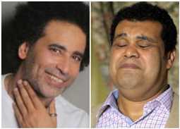 أحمد فتحي لمصطفى شوقي: أنت أول واحد يلمس قلبي بعد الكينج