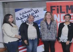 حوار المنتجة الأمريكية كيلي توماس: أيام القاهرة السينمائية تتيح  تقديم  الدعم للمبدعين في المنطقة