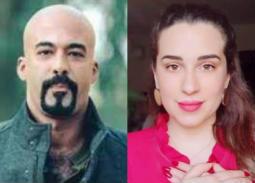 أسما شريف منير عن هيثم أحمد زكي: نفسي نفضل فاكرينه