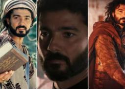 """قدم هذه الشخصيات قبل """"ممالك النار"""" .. خالد النبوي """"نمبر وان"""" الأدوار التاريخية"""