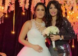 صور وفيديو- ريم هلال تحتفل بزفافها
