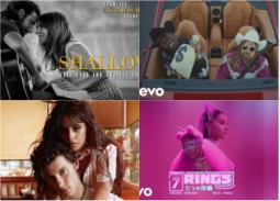 أكثر 10 أغاني تم البحث عنها في 2019 عبر Google