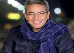 """بالفيديو- """"خنفساء"""" تسبب توتر لـ محمود سعد أثناء تصوير """"باب الخلق"""""""