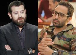 أحمد فهمي يدافع عن عمرو يوسف: معاكوا صور لخالد بن الوليد؟!