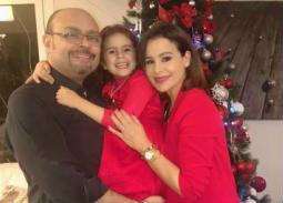 بحضور إلهام شاهين ومنى الشاذلي... كارول سماحة تحتفل بالكريسماس مع أسرتها