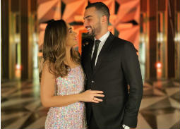 مكان حفل زفاف محمد الشرنوبي وراندا رياض