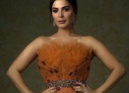 صور- بفستان قصير... رانيا منصور تستقبل العام الجديد