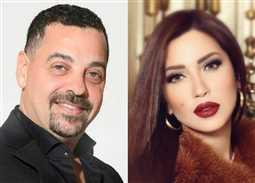 تعليق نسرين طافش على شائعة زواجها من طارق العريان