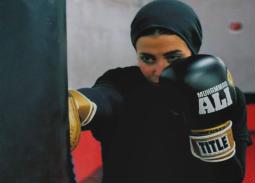 """بالفيديو- ماجد المصري ينشر تدريبات ابنته """"الوحش المصري"""""""