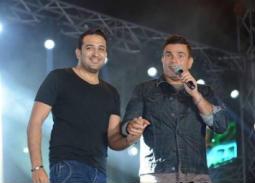 شهادة تامر حسين عن ألبوم عمرو دياب الجديد