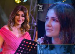 بالفيديو- بكاء ابنة أصالة خلال أول حفل لوالدتها بعد الطلاق