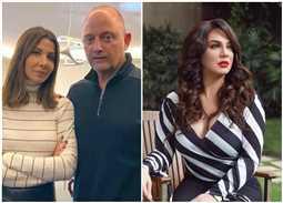 سلاف فواخرجي عن قضية نانسي عجرم وزوجها: الموضوع أكبر مننا