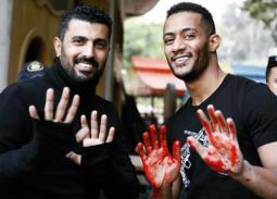 """محمد سامي يستأنف تصوير """"البرنس"""" مع محمد رمضان"""