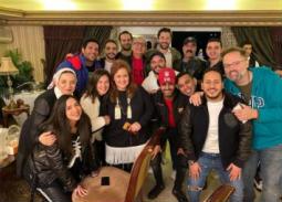 النجوم يحتفلون بعيد ميلاد أحمد السبكي