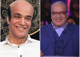 """صلاح عبدالله يسخر من صورة قديمة مع سليمان عيد... الفنان يرد """"مش أنا"""""""