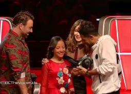 استطلاع رأي: تقييم صٌناع الموسيقى لموهبة هايدي محمد المستبعدة من The Voice Kids