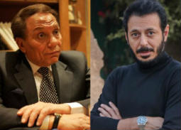 مصطفى شعبان عن المقارنة بينه وبين عادل إمام: أنا خسران