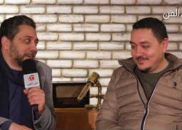 """فيديو - حوار FilFan...لأول مرة المخرج وائل فرج وشقيقه الفنان تامر فرج يتحدثان سوياً عن كواليس """"الآنسة فرح"""" والفرق في شخصية كل منهما"""