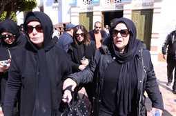 """مديرة أعمال نادية لطفي تكشف لـ""""في الفن"""" سبب تأجيل الجنازة"""