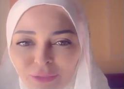 فيديو- داليا البحيري بالحجاب