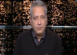 تامر أمين يؤيد منع المهرجانات: بتهاجموا هاني شاكر ليه؟