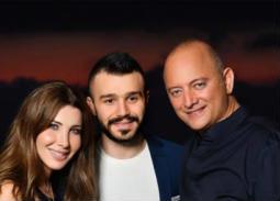 فيديو - نانسي عجرم تحتفل بعيد ميلاد صديقها شبيه قتيل منزلها