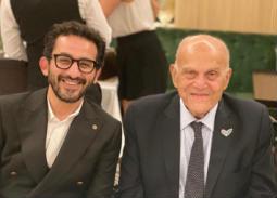 أحمد حلمي ومجدي يعقوب