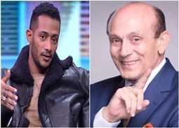 محمد صبحي ومحمد رمضان