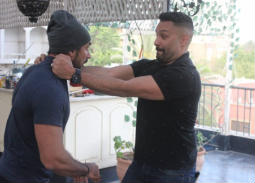 صور- قبل الأزمة... كيف كانت العلاقة بين وائل عبد العزيز وأحمد العوضي؟