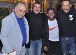 ماجد المصري وأوس أوس ومحمد رجب وأشرف زكي