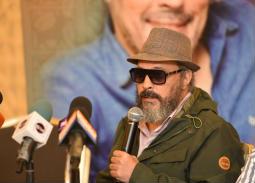 عمرو عبد الجليل في الأقصر السينمائي: حسدوني على شغلي مع يوسف شاهين ولا أضحك على إيفيهاتي