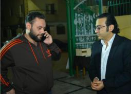 أحمد عزمي وأحمد الدمرداش