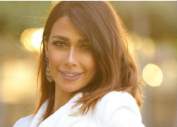 ميما الشامي تتحاوز أزمتها مع خالد عليش: سابتسم حتى لو كان مؤلما