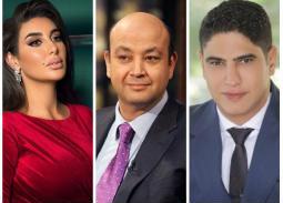 بالفيديو- عمرو أديب يكشف بداية قصة حب أبو هشيمة وياسمين صبري