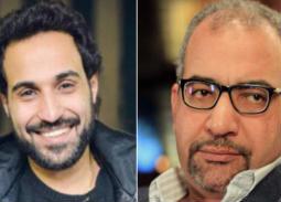 أحمد فهمي وبيومي فؤاد