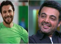 عمرو محمود ياسين وأحمد حسن