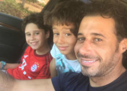 أحمد السعدني وأولاده