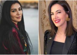 دنيا سمير غانم وميرهان حسين