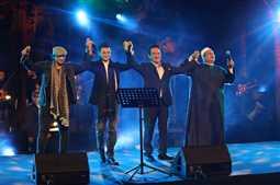 ليلة الإنشاد الديني لمحمد ثروت  تحقق رقما قياسيا عبر YouTube