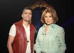 إيناس الدغيدي وحسن شاكوش
