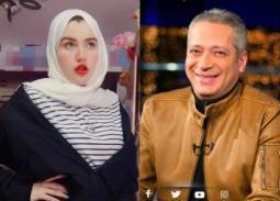 تامر أمين ينتقد حنين حسام: صعبانة عليا بس مش قادر أسامحها