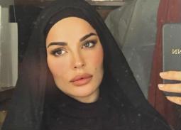 من وحي رمضان... نادين نجيم تظهر بالحجاب