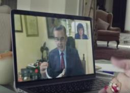فودافون توجه الشكر للطبيب أحمد المناوي شريك إسعاد يونس في إعلان رمضان