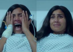 """دينا الشربيني تكشف رأي عمرو دياب في الحلقات الأولى من """"لعبة النسيان"""""""